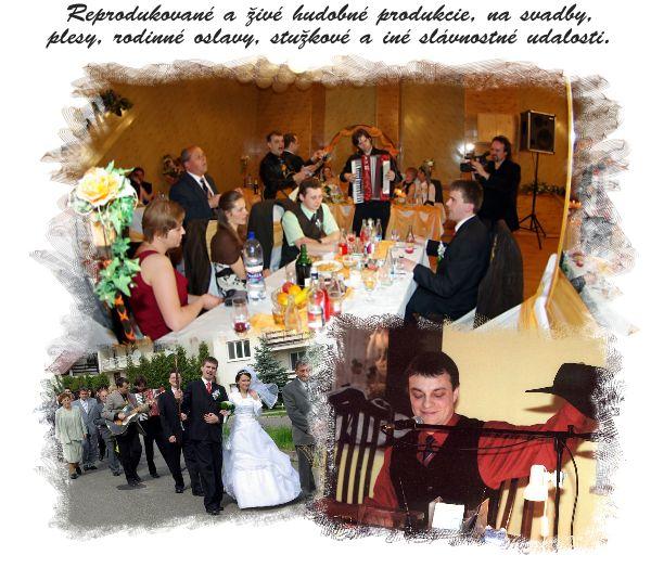 552d4b855 Svadba Prešov - music - dj - dj na svadbu - hudba - hudobne ponuky -  reprodukovane, zive hudobne produkcie - svadby - plesy - stuzkove - rodinne  oslavy ...